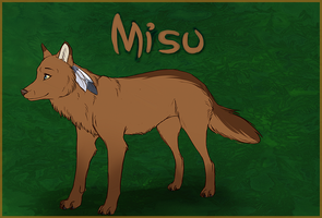 Misu Sheet by NicoleSt
