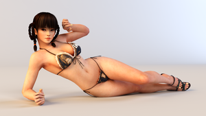 Lei Fang 3DS Render 8 by x2gon