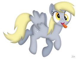 Derpy Hooves - Herp Derp by Tim244