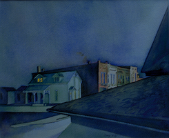 Rooftops by hank1