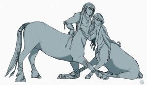 Common Centaurs by dyb