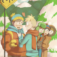 Quit it, Butters by Kyuujutsuka