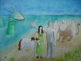 Cryptozoology And You by Valrus
