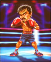 Manny Pacquiao by EddieHolly