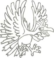 Ho-oh Sketch by CoolMan666