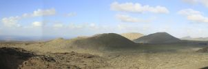 Lanzarote  panorama 2 by jochniew