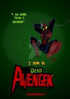 IAMADEADAVENGER-Spidey 2-Boo by THE-Darcsyde