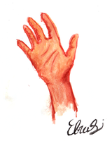 Hand by CourageMyLove