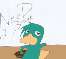 perry the platypus by jojorules911