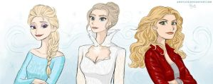 Perfect family - Once Upon a Time by Anoyliss