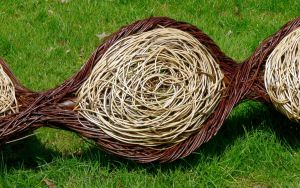 Basketweave Sculpture 02 by RoyalScanners