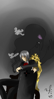 A Master and Servant. by Dark-Videogamer