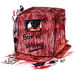 Box Of Shame by smile-in-Nightmare