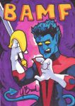 Sketch Card #7 - Nightcrawler by destinyhelix