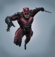 Daredevil by DanSchoening