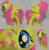 paintitblack54's Fluttershy by Cryptic-Enigma
