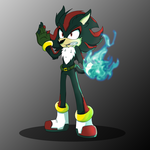 Shadow [Stylized] by PokeGirl150