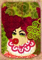clown 2 by Zorda