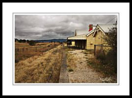 Rylstone Train Station by Tiberius47