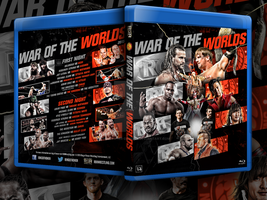 ROH, NJPW War of the worlds 2015 cover by Mohamed-Fahmy