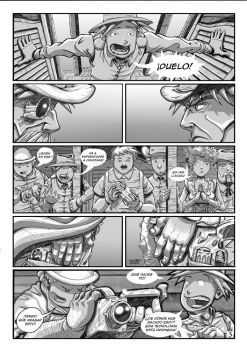 COLT: EL DUELO - 3 by drull