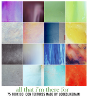 All That I'm There For by lookslikerain
