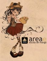AreaE Mascot by BiancaLucchesi