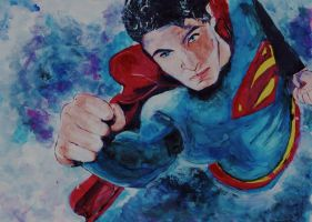 Superman by ymag