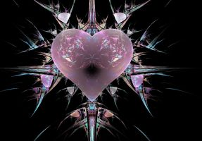 Heart for fractal2cry by timothy-vincent