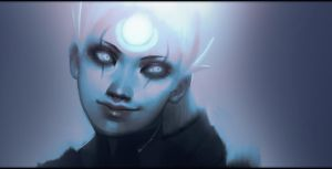 LoL - Diana by Echilo