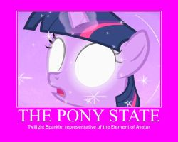 Motivation - The Pony State by Songue