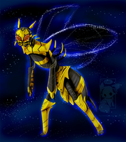 Bee by Ash-Dragon-wolf