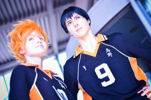 Haikyuu!! Ready for the Match by general-kuroru