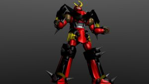 Gurren-Lagann 01 by g2mdluffy