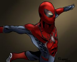 Spidey by stinson627