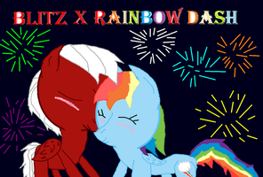 BlitzXRainbow Dash for tboneshark12345 by ShadowUkelover