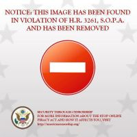 blocked by SOPA by nuttbag93