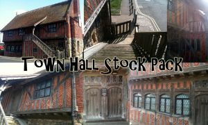 Town Hall Stock Pack by sivvus