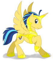Prince Of The Sun by starrynight32