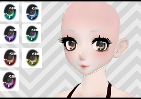 [MMD][DL] Eye Texture by AlionaLawliet