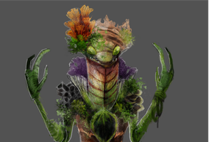 Plant Creature by thlbest