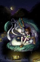 Spirited Away by CorrsollaRobot