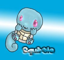 Squirtle by Chaomaster1