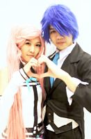 VOCALOID: Luka and Kaito by jycll