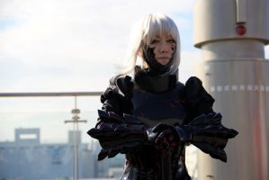 Fate/Stay Night Saber Alter Cosplay by keeonso