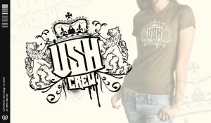 USH CREW by clideone