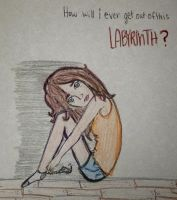 How will I ever get out of this labyrinth? by allison767