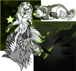Selling Corveux's old design by Miiroir