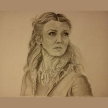 Game of Thrones: Catelyn Tully-Stark by erikhart