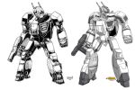 20 years later - VF-1X Redone by WBreaux